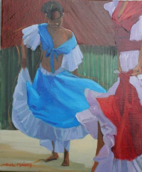 2 danseuses